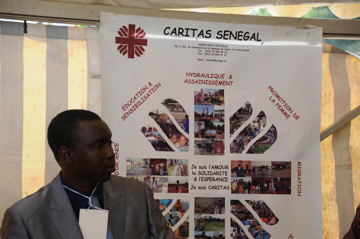 Caritas Senegal au Forum social mondial