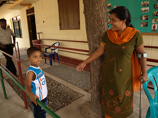 Caritas Mannar Disability Centre has 1215 beneficiaries who have received new limbs. Credit: Nicholson/Caritas