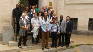 WHO-Caritas Internationalis meeting