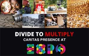 CaritasAtExpo