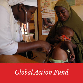 Donate to Caritas Global Action Fund