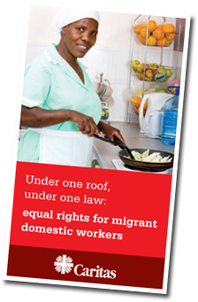 Migrant domestic workers campaign