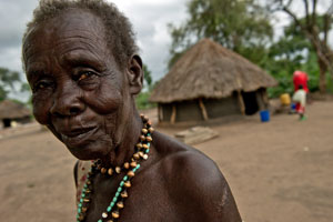Sudan is one of the poorest countries in the world and that poverty is particularly acute in southern Sudan. There is a lack of basic health and education infrastructure. Nine out of ten people live below the poverty line. Credits: Karen Kasmauski/CRS