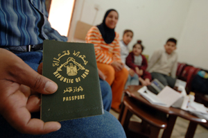 There might be as many as 2 million Iraqi refugees living in Turkey, Jordan, Syria and other countries. Credits: David Snyder/Caritas
