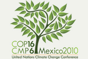 Caritas Mexico is ready for the UNFCCC Conference of the Parties (COP) Cancun, Mexico from 29 November to 10 December 2010. Credits: COP 16/CMP 6 Mexico 2010 website