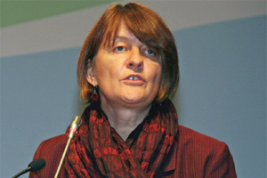 Martina Liebsch, Director of Policy for Caritas Internationalis.