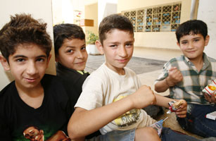 Caritas Migration Centre today helps thousands of foreigners living in Lebanon. Credits: Caritas