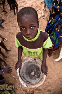 Six percent of the population remain at risk, especially in some regions in southern Niger that have suffered from rodent plagues. Credits: Nathanaël Corre / Caritas International - Belgium