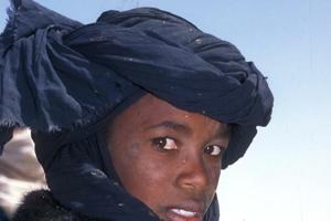 """""""Starvation in Niger: Strong action is needed to mitigate the impact of climate change."""" Credits: Caritas"""