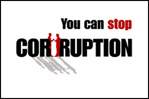 Stamping out corruption