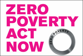 Zero Poverty in Europe Campaign