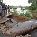 Heavy monsoon rains, especially in the three districts of Batticaloa, Trincomalee and Amparai in the East, have affected over a million people.  Credits: Caritas Sri Lanka