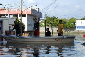 Lessons learned in Tabasco floods