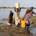 Caritas provides safe water for southern Sudan  Credits: Sara A. Fajardo/CRS