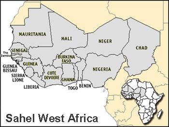 West Sahel