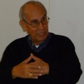 The late Bishop Jaime Prieto at Colombia working group meeting in Oslo (May 2010)
