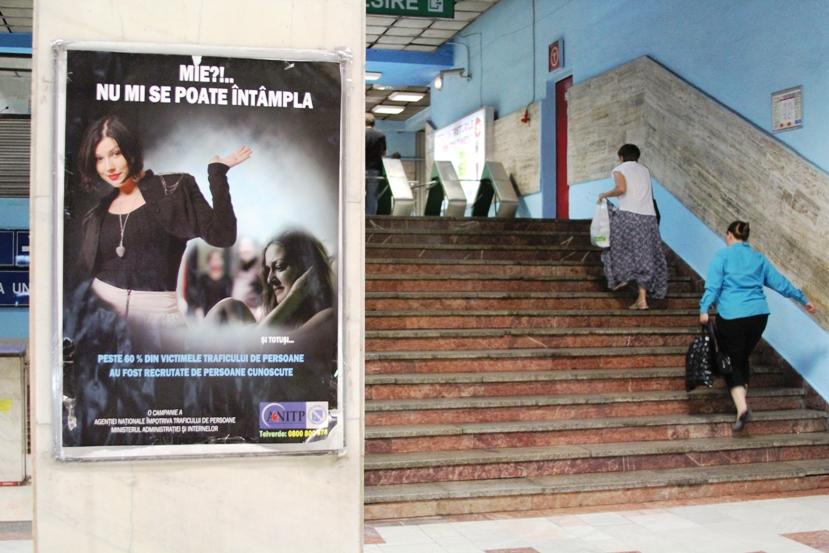 Selling lies: human trafficking in Romania