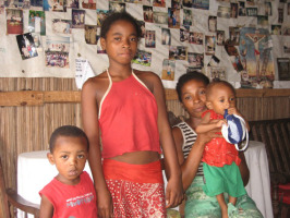 'You saved my daughter's dignity': Caritas aids Madagascar family