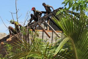 Le Sri Lanka se reconstruit