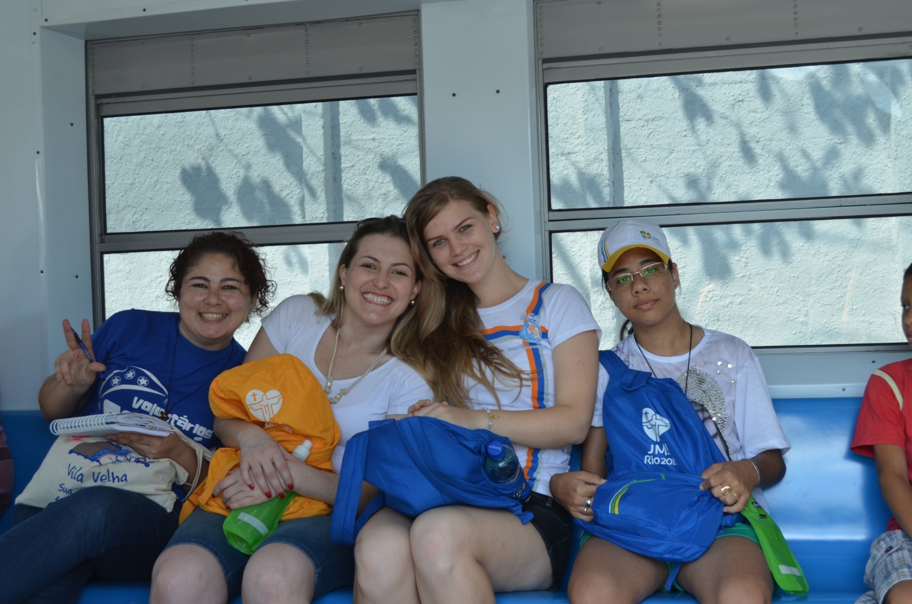 SCIAF on tour at World Youth Day Rio 2013
