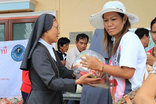 Field update: Floods strike Bangkok