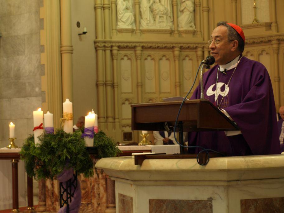 "Cardinal Rodriguez: ""Durban climate talks risk moral apartheid"""