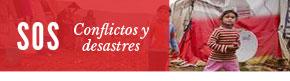 Caritas causa - Conflictos y desastres