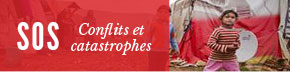Caritas Causes - Conflicts et Catastrophes
