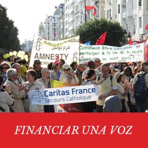 Financiar una voz