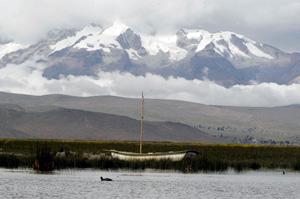 Prevención de catástrofes en Bolivia debido al derretimiento de los glaciales