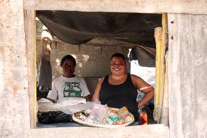 En Puerto Príncipe, Cordaid ayuda a las comunidades a reinventar su barrio