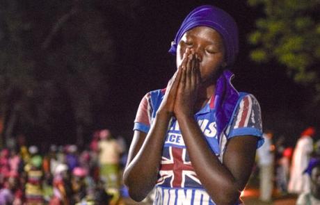 Neuf photos de la foi pour insuffler l'espoir en République centrafricaine