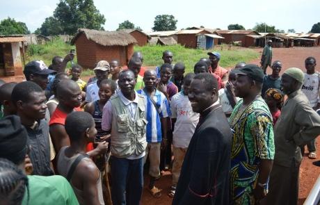 El Obispo de Bossangoa ha sido liberado luego de haber sido secuestrado en la República Centroafricana