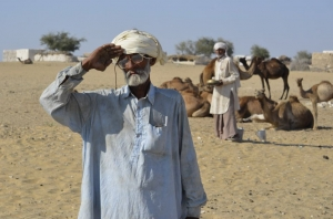 Pakistan's desert regions of Cholistan and Tharparkar  face a hunger crisis. Credit: Caritas Pakistan