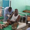 Hospital in Nuba