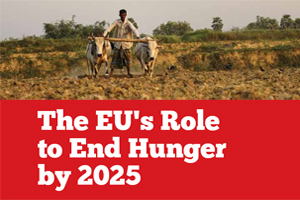 How the EU can champion the fight against hunger