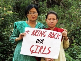 Caritas partner in Nep#BringBackOurGial rls: Caritas anti-trafficking partners in Nepal call for release of Nigerian school girls