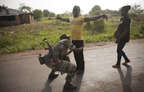Chaos grips Central African Republic