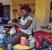 A vegetable market in Liberia. Credit: Caritas
