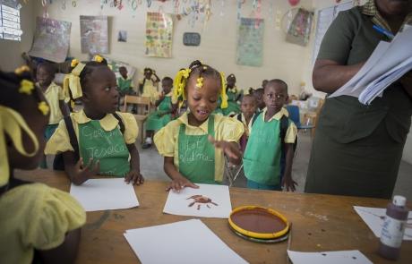 Séisme à Haïti 5 ans après