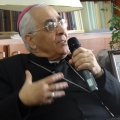 Archbishop Maroun Lahham. Photo by Vatican Radio