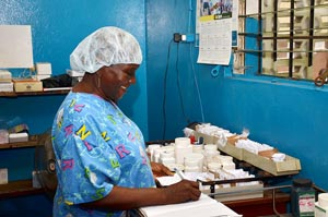 Dispatch from the Ebola frontline in Liberia