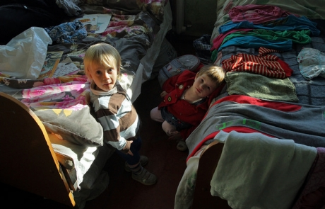 Hope surviving in Ukraine