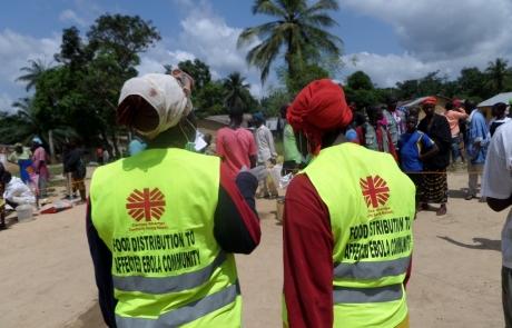 Les conséquences d'Ebola dans les zones rurales du Libéria