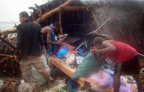 Vanuatu cuenta los costes del ciclón Pam