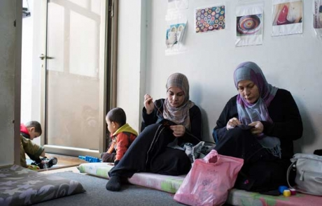 Syrian refugee women in Lebanon win international prize