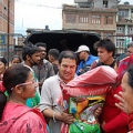 Food distribution In Nepal