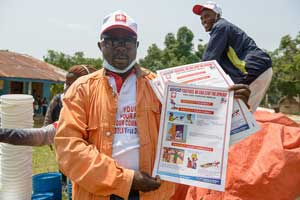Journey across Ebola-scarred Liberia