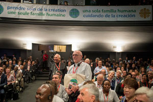 Caritas leaders share vision for future as General Assembly begins