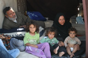 Syrian refugees in dramatic need in Turkey